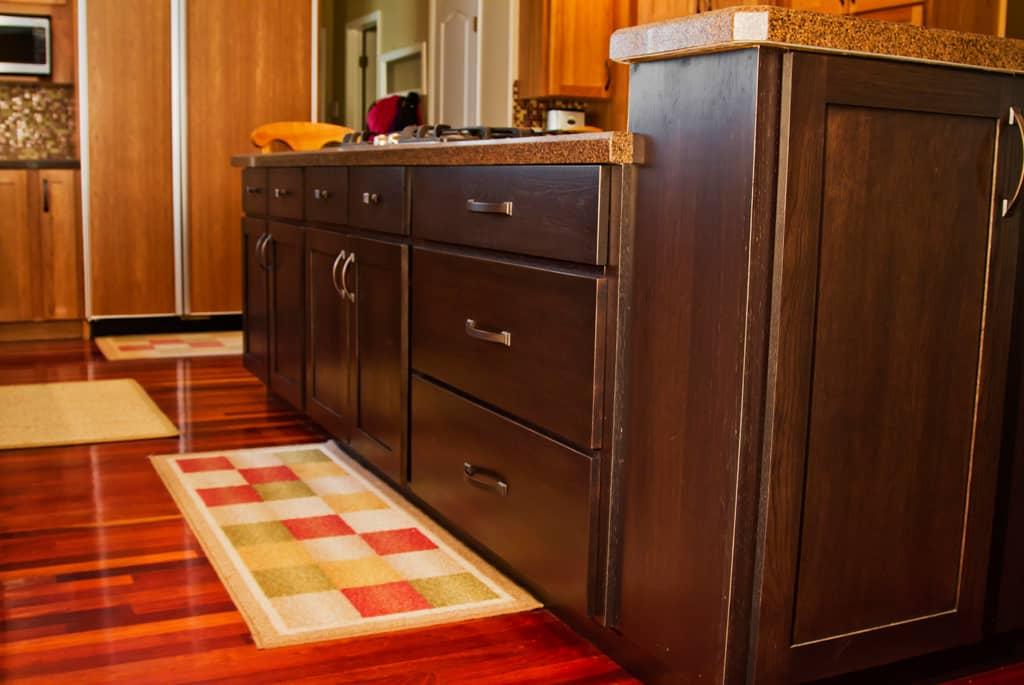 kitchen islands middleville mi kitchens by katie custom work hickory kitchen island woodkith