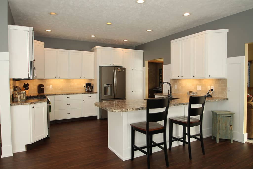 Kitchen reface cost kitchen cabinet cost wonderful how for The cost of refacing kitchen cabinets