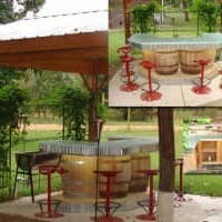 Patio Bars