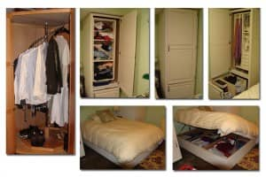 Kitchens By Katie Custom Bedroom Storage Solutions