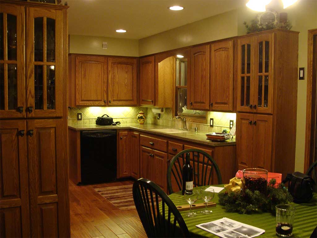 Raised Panel Arch Kitchen Cabinets | Kitchens By Katie