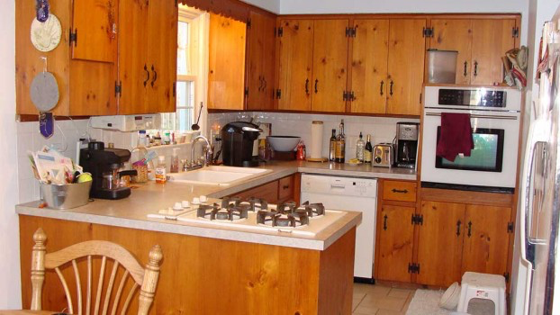 Kitchens By Katie Kitchen Remodeling Befor Picture